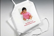 Photo Gift Aprons