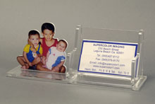Photo Gift Business Card Holder