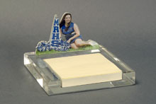 Photo Gift Post it Note Holder