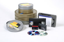 Video Transfer DVD VHS DV Hi8